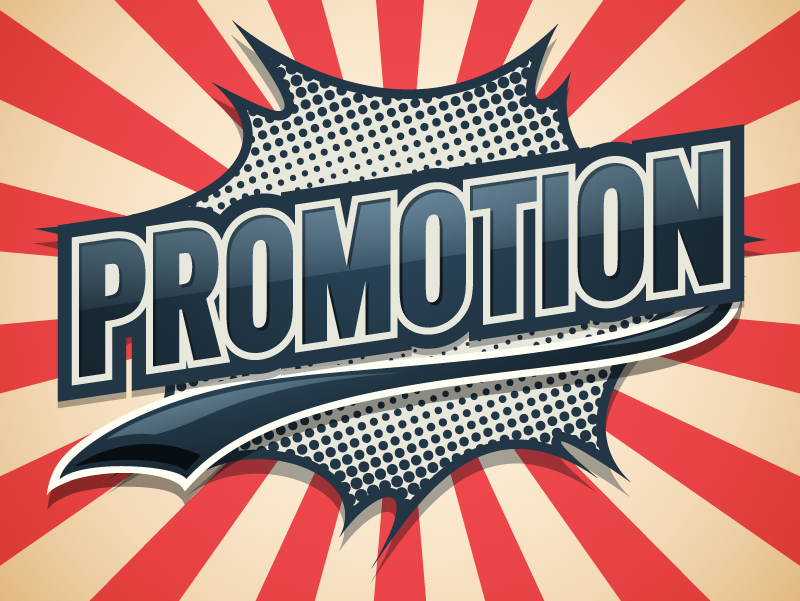 Second Round of 2018 Promotions