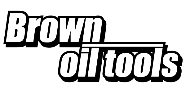 Brown Oil Tools
